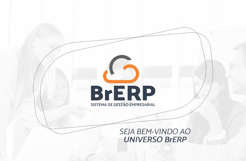 Bem vindo ao universo brERP