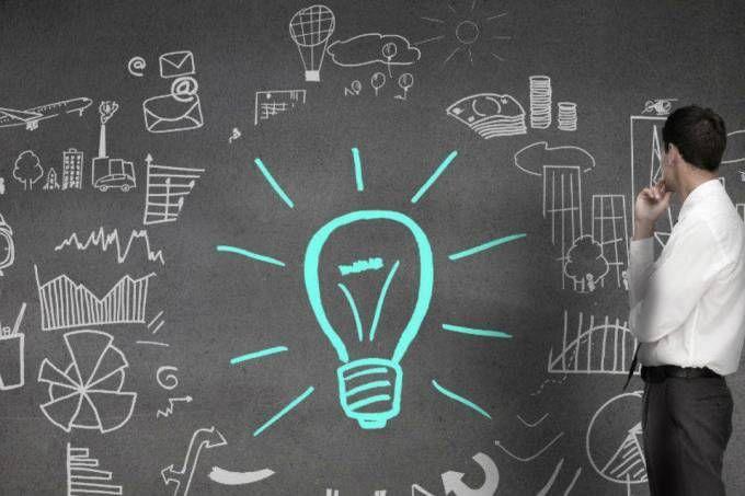 ideia e inovação